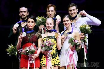 Пошли ва-банк и победили. Тарасова и Морозов отстояли чемпионский титул