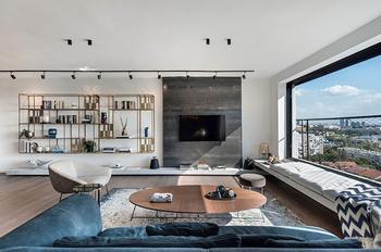 Современная квартира в Тель-Авиве
