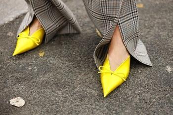 Туфли на осень 2020: модные тренды
