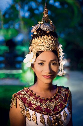 10 традиционных красавиц народов мира