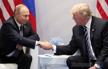 Встреча с Путиным: что скрывает Трамп