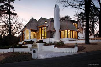 Потрясающий дом в США, куда даже водят экскурсии