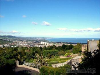 Белфаст —процветающая европейская столица