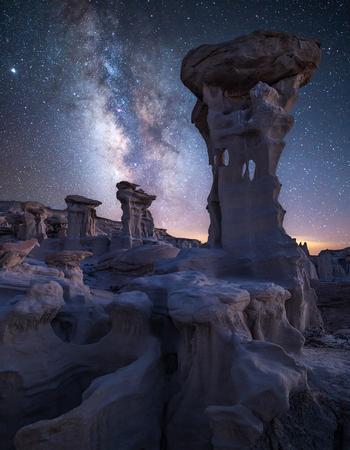 Лучший фотограф галактики Млечный путь 2021