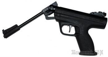МР-53М — пневматический пистолет с неограниченной возможностью модернизации