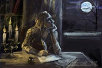 Шепчет душа: «Пиши!» (Стих)