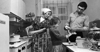Секрет маленьких кухонь советской эпохи