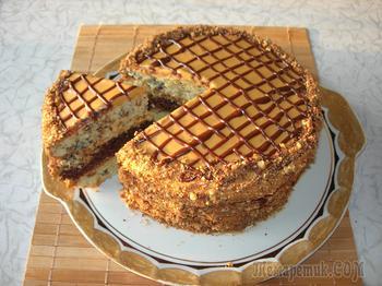 """Домашний торт """"Витязь"""""""