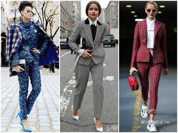 Десять стильных и нестандартных нарядов для офиса