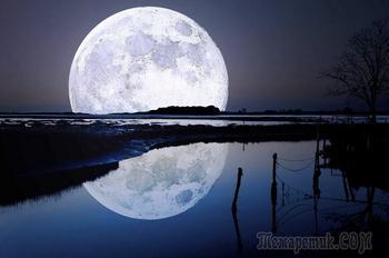Самые странные объекты на снимках Луны