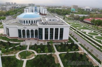 Такой многоликий Ташкент