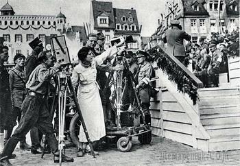 Как Лени Рифеншталь прославила Третий рейх