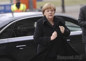 """""""Альтернатива для Германии"""" подала в суд на Ангелу Меркель"""