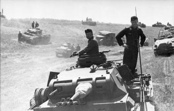 Битва под Дубно: танковый армагеддон