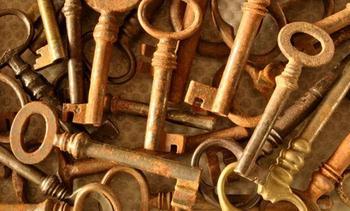 Магические свойства обычных ключей