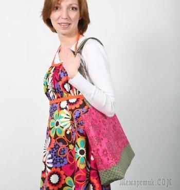 Мастер-класс по летней сумке