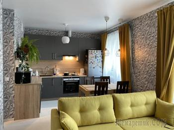 Пенсионерка за два месяца и $16 тысяч отремонтировала пустую квартиру