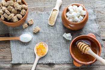 Сахар в питании человека: вред и польза