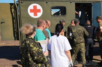 Британцы прибыли спасать украинских военных от холеры