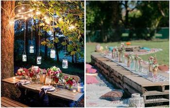 11 идей для прекрасной вечеринки во дворе, если на природу выбраться не удалось
