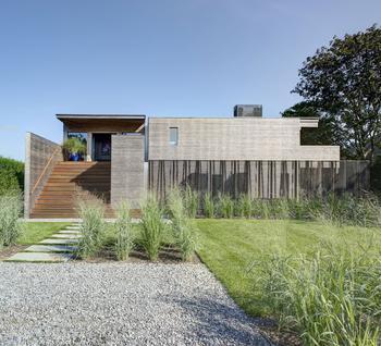 Элегантный и современный дом в Саутгемптоне