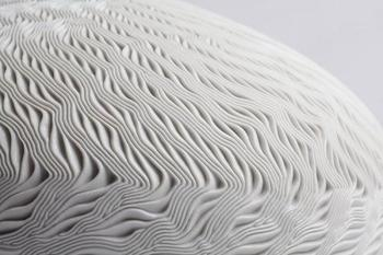 Керамические вазы от художника Ли Чон Мина