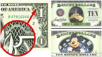 10 малоизвестных и мистических фактов об американских банкнотах и не только