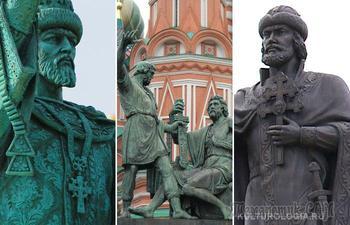 Шесть известных памятников России, содержащих исторические ошибки в области ставрографии