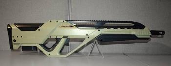 Полуавтоматический карабин «Сарыч», оружие, которого нет