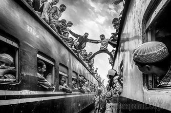 Победители конкурса чёрно-белой фотографии MonoVisions Photography Awards 2019