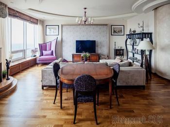 Элитная квартира в Москве