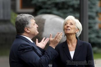 МВФ разбил последние надежды Украины