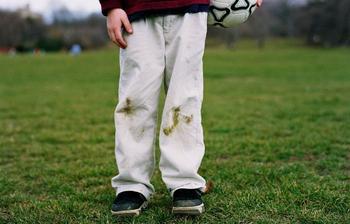 10 видов типичных «детских пятен» и как с ними справиться спокойно и без нервов