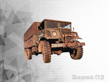 Технологии из США и правый руль из Англии: необычная армейская автотехника, собранная в Канаде