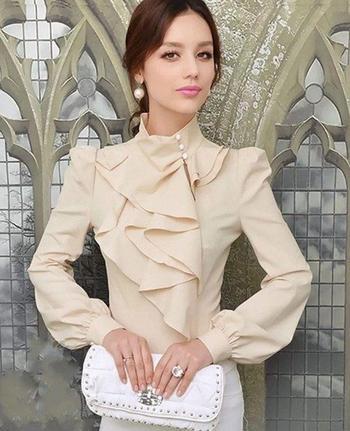 Варианты женских блузок на каждый день