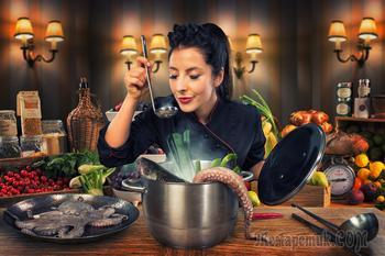 20 кулинарных лайфхаков, без которых не сможет обойтись ни одна хозяйка