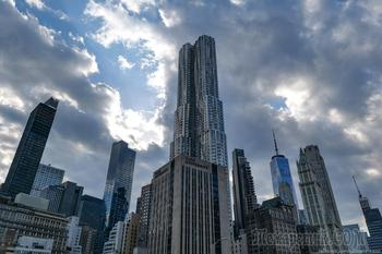 Прогулка по центру Манхэттена: фото прогулка