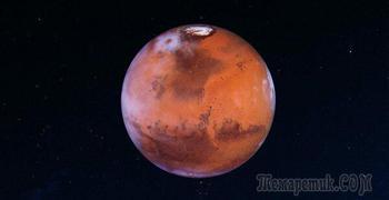 Признаки жизни на снимках НАСА с Марса