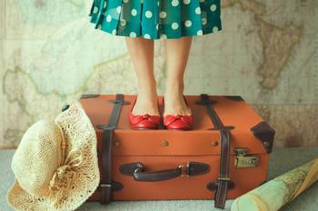 Побросать в чемодан ерунды...