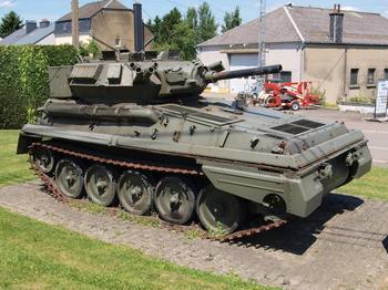 Самый быстрый танк в мире - ТОП-5