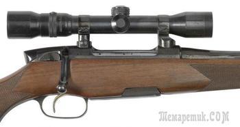 Steyr Mannlicher Luxus — винтовка модульной конструкции в великолепном исполнении