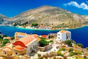 Чудеса Греции: Небесный город и запеченные осьминоги