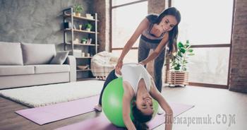 Как выровнять спину: упражнения, советы и лайфхаки