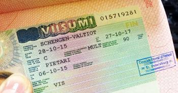 Виза в Таллин для россиян