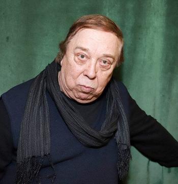 Умер актёр Владимир Фирсов