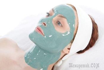 Альгинатная маска: процедуры для лица в домашних условиях
