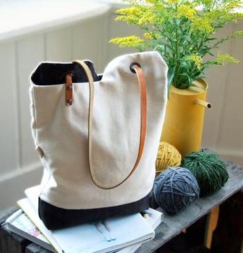 Стильная сумка своими руками