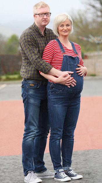 Мама девятерых сыновей снова беременна и ждет еще одного мальчика