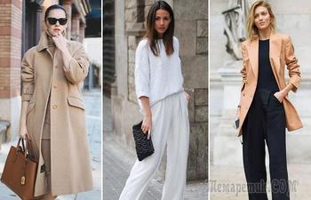 Минимализм: как одеваться стильно и выглядеть не скучно, а элегантно