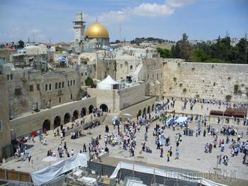 Израиль – путешествие в Святую Землю